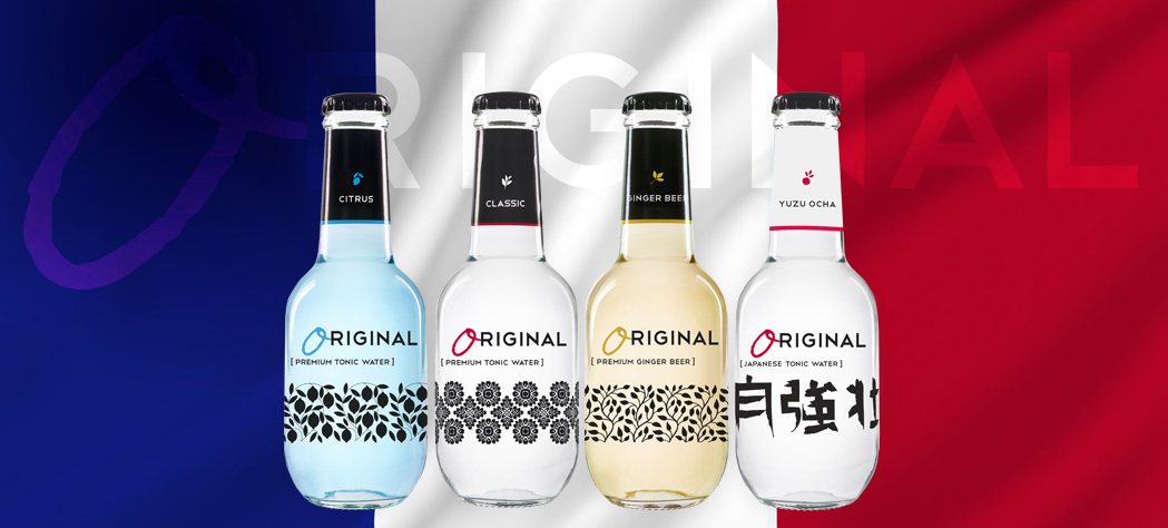 Original Around the World: Original Tonic en Francia