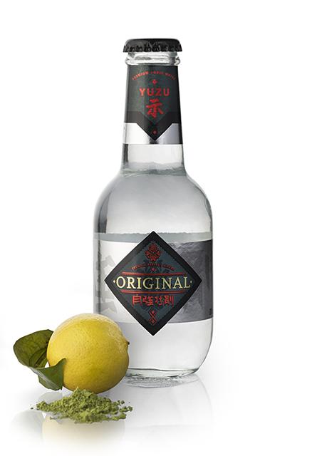 Gin tonic con Original Yuzu Ocha: ¡Nuestra tónica inspirada en Asia!