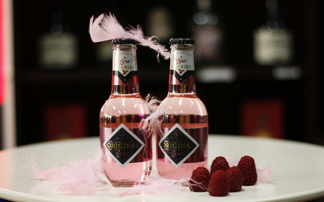 Gin tonic de frutos rojos, ¡la clave es nuestra Original Berries!