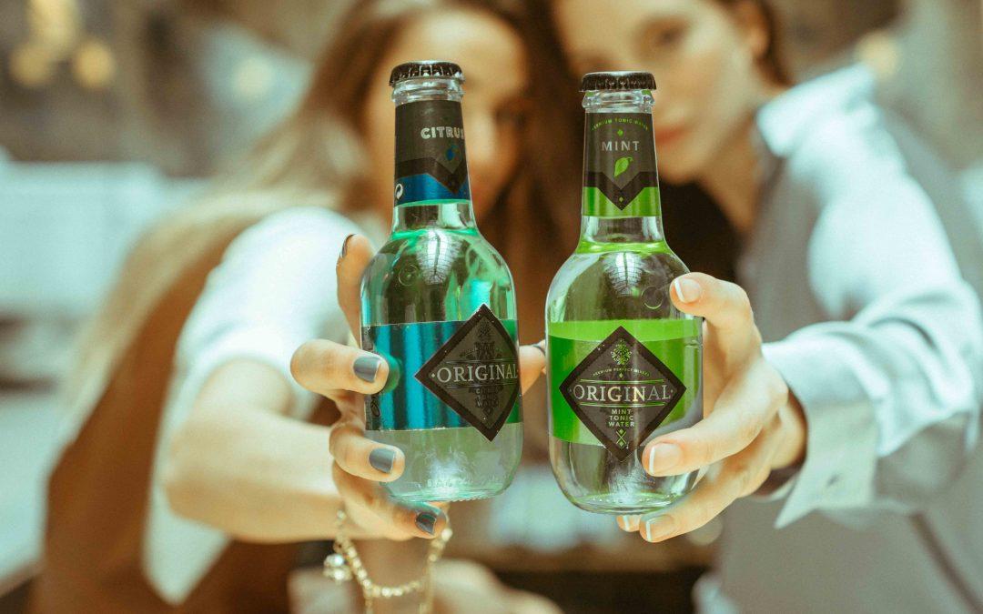 ¿Un gin tonic verde o azul? ¡Con Original Tonic es posible!